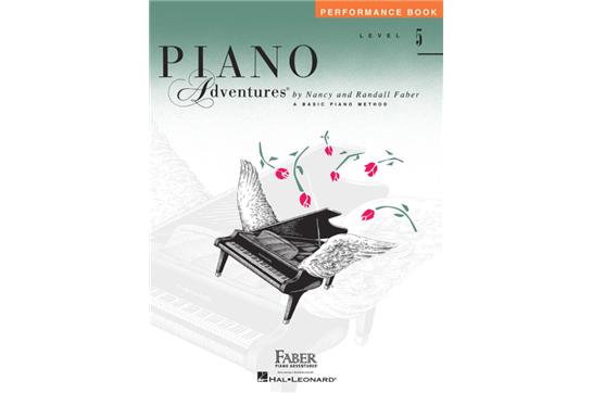 Piano Adventures Performance Book - Level 5