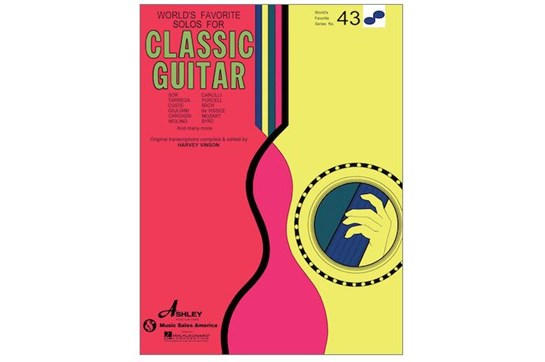Solos for Classical Guitar