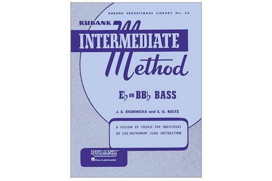 Rubank Intermediate Method for Bass/Tuba