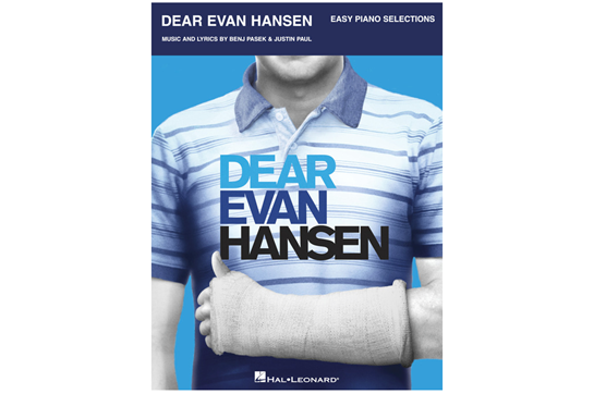 Dear Evan Hansen - Easy Piano
