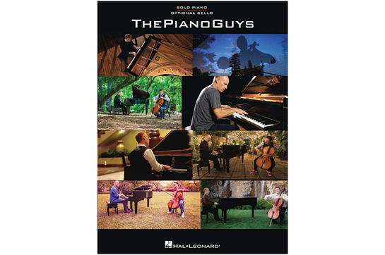 The Piano Guys (Piano Solo with Optional Cello)