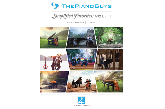 The Piano Guys - Simplified Favorites