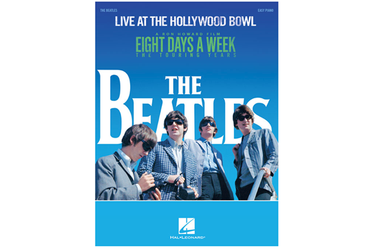 The Beatles - Live at the Hollywood Bowl Easy Piano