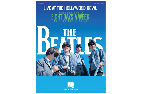 The Beatles - Live at the Hollywood Bowl PVG