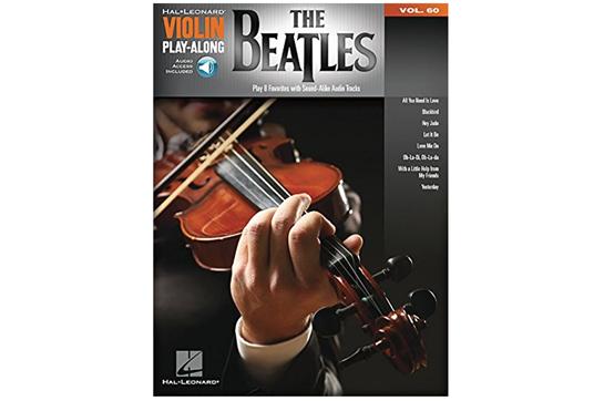 The Beatles Violin Play-Along