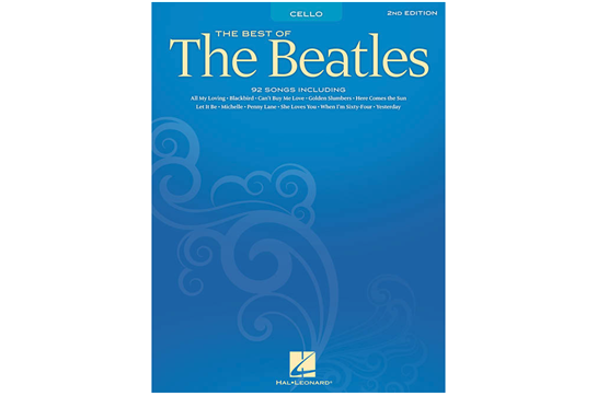 Best of the Beatles - 2nd Edition Cello