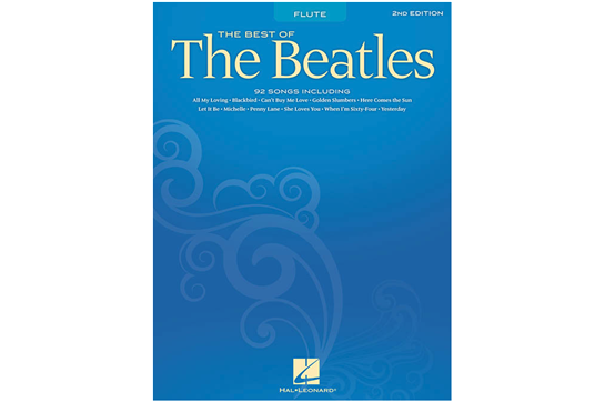 Best of the Beatles - 2nd Edition Flute