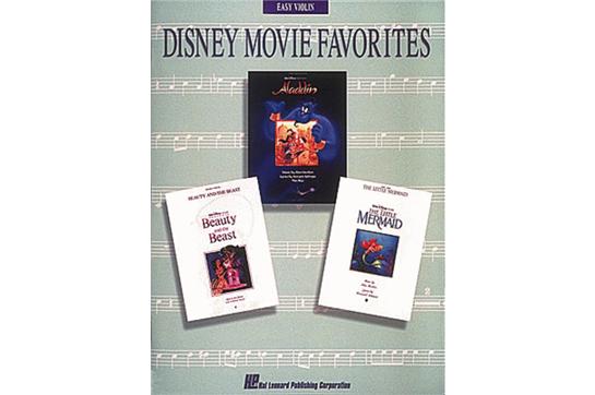 Disney Movie Favorites (Violin)