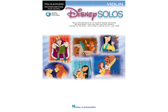 Disney Solos for Violin
