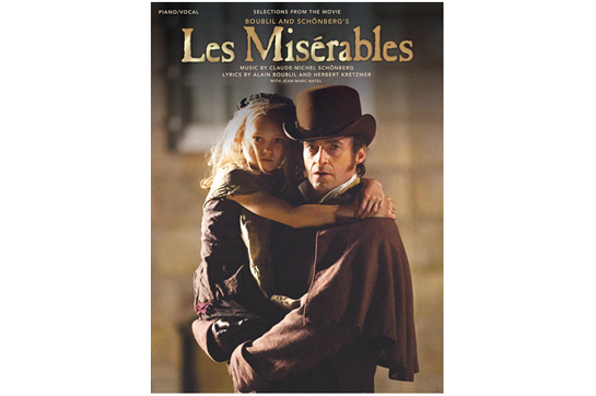 Les Misérables: Selections from the Movie PVG
