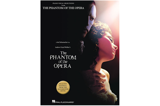 The Phantom of the Opera - Movie Selections PVG