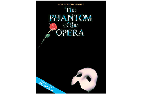 Phantom of the Opera - Souvenir Edition