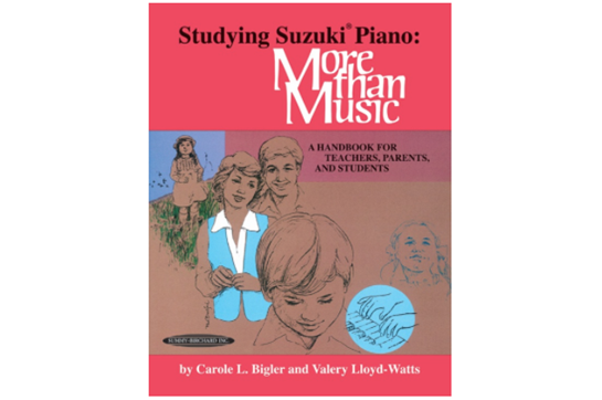 Studying Suzuki® Piano: More Than Music