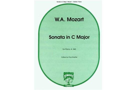 Sonata in C Major (K545)
