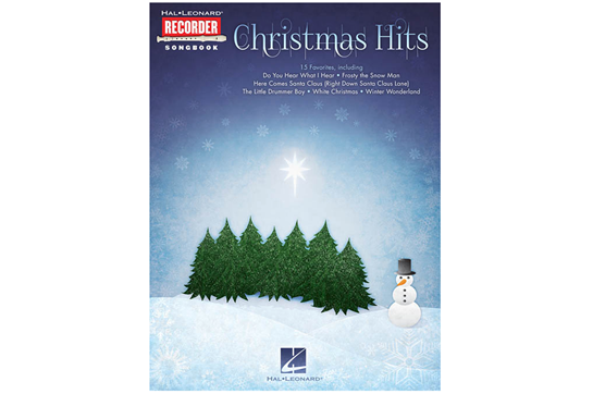 Christmas Hits (Recorder)
