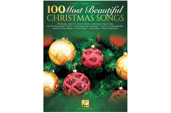 100 Most Beautiful Christmas Songs PVG