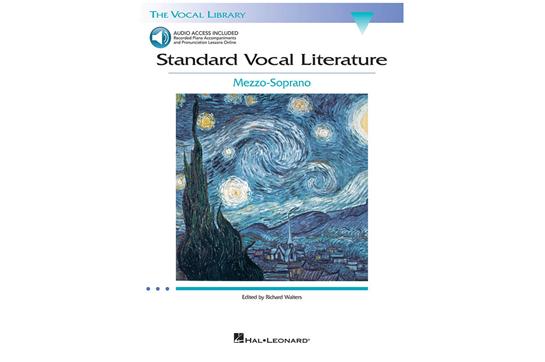 Standard Vocal Literature, Mezzo-Soprano