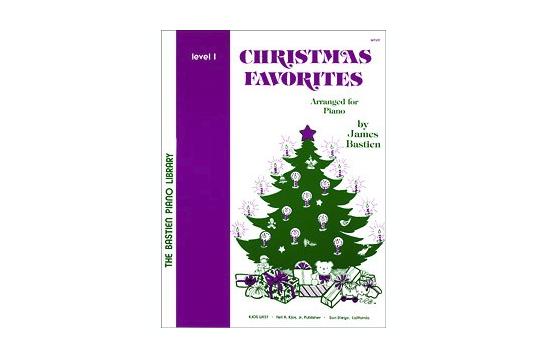 Christmas Favorites, Level 1