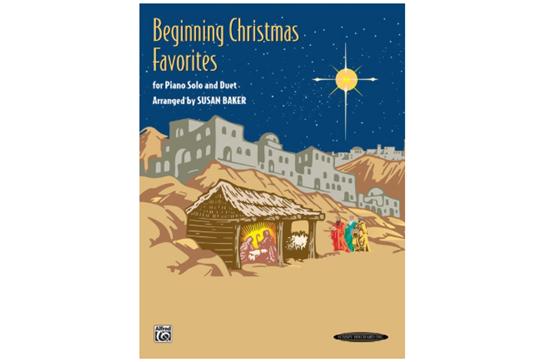 Beginning Christmas Favorites