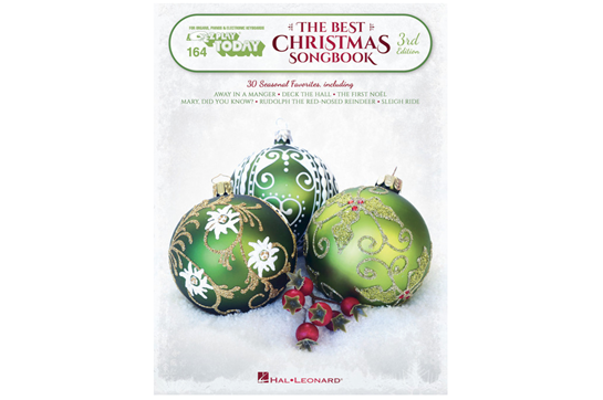 The Best Christmas Songbook – 3rd Edition