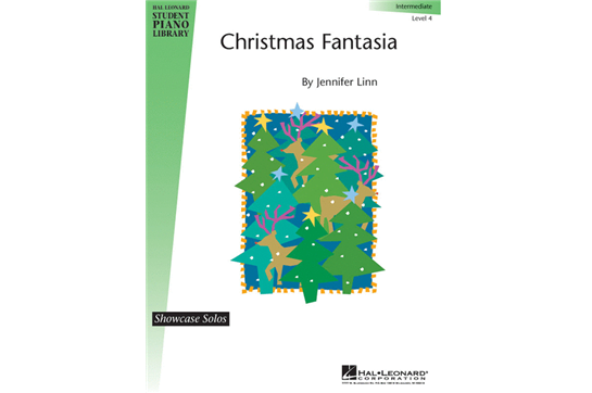 Christmas Fantasia – Level 4