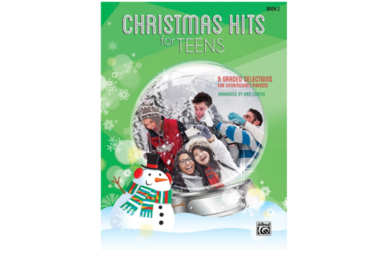 Christmas Hits for Teens, Book 2