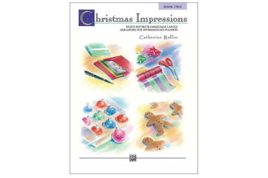 Christmas Impressions, Book 2