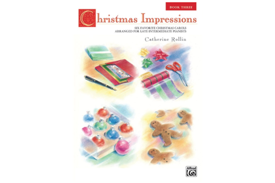 Christmas Impressions, Book 3