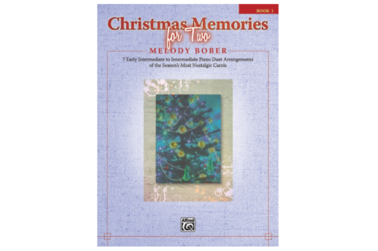 Christmas Memories for Two, Book 1