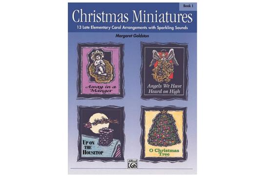 Christmas Miniatures, Book 1
