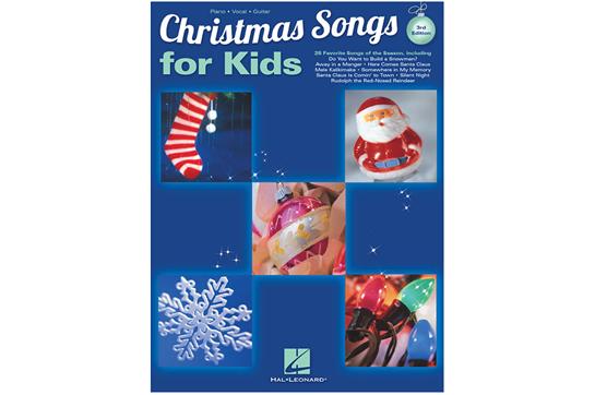 Christmas Songs for Kids – 3rd Edition