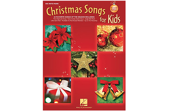 Christmas Songs for Kids – 2nd Edition