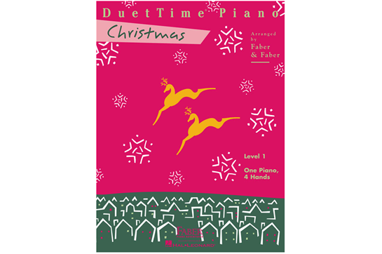 DuetTime Piano Christmas - Level 1