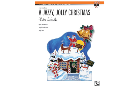 A Jazzy Jolly Christmas
