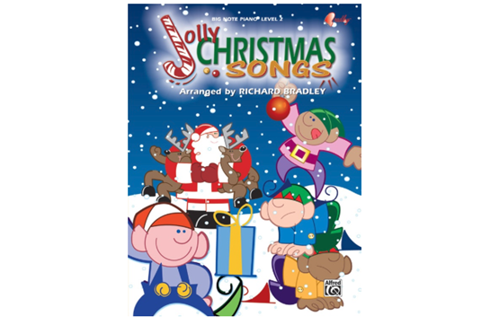 Jolly Christmas Songs Level 2
