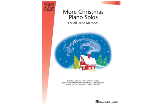 More Christmas Piano Solos – Level 5
