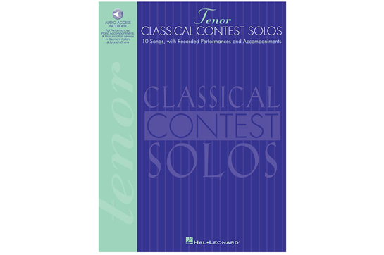Classical Contest Solos - Tenor