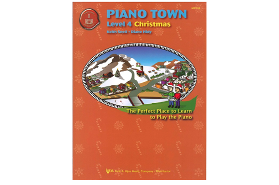 Piano Town Christmas, Level 4