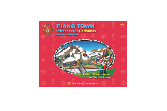 Piano Town Christmas, Primer