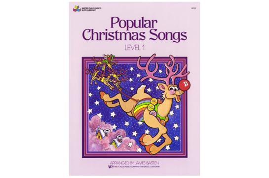 Popular Christmas Songs, Level 1