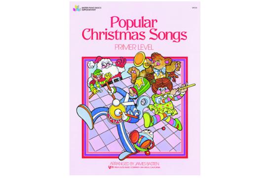 Popular Christmas Songs, Primer Level