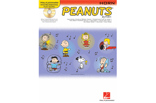 Peanuts™ for Horn