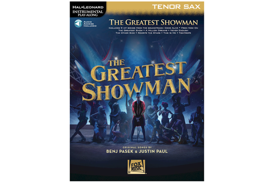 The Greatest Showman for Tenor Sax
