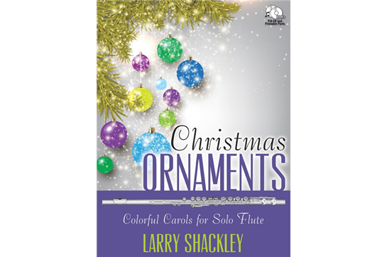 Christmas Ornaments for Solo Flute