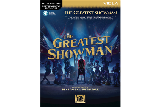 The Greatest Showman for Viola