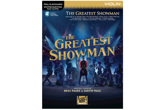 The Greatest Showman for Violin