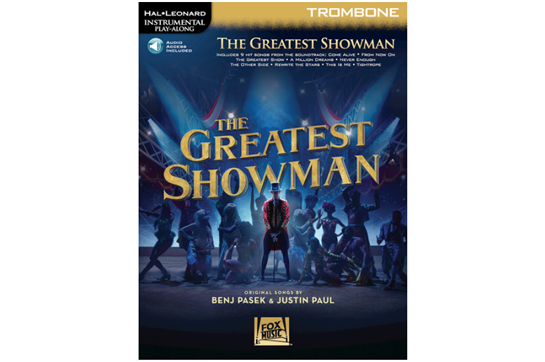 The Greatest Showman for Trombone