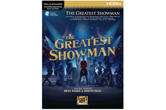 The Greatest Showman for Horn