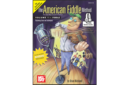 American Fiddle Method Vol. 1 w/Online Audio