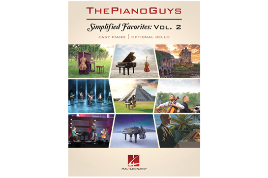 The Piano Guys – Simplified Favorites, Volume 2